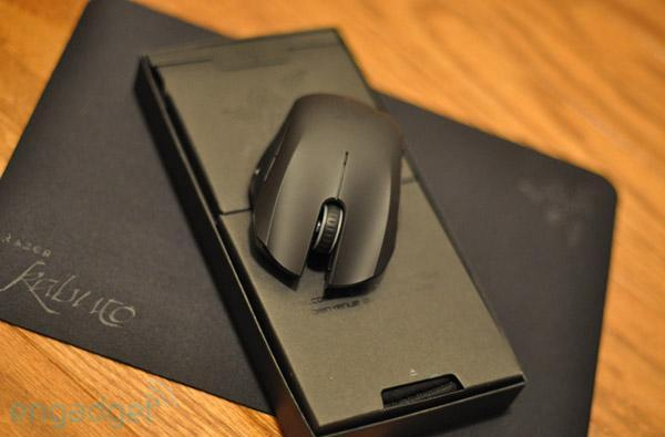 Razer Orochi now shipping in limited quantities, we go hands-on