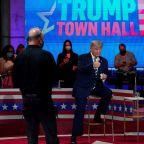 President Trump does not denounce QAnon, baseless Osama bin Laden conspiracy theory at town hall