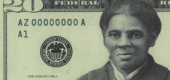 A mockup of Harriet Tubman on the $20 bill. (Getty Creative)