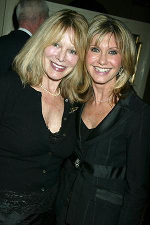 Photo of Olivia Newton-John  & her Sister  Rona Newton-John