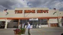 MARKETS: Stocks lower following Home Depot's Q1 report