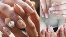 一世人一次連手指都要靚 新娘指甲款式全攻略 浪漫氣質優雅少女華麗全都有!