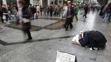 Madrid pondrá controles para evitar que los sintecho vivan en los túneles