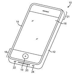Apple secures patent on multiple-arm, multiple-frequency antenna design