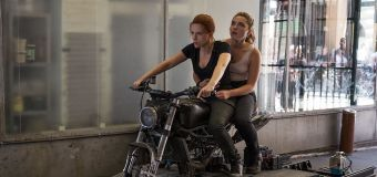On set with 'Black Widow': A prequel with a difference