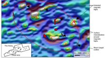 RETRANSMISSION: Cobalt and Copper Mineralization Borders Magnetic Anomalies at Monster Bloom Target