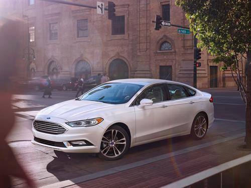 Ford Fusion sedan to be discontinued in North America next year