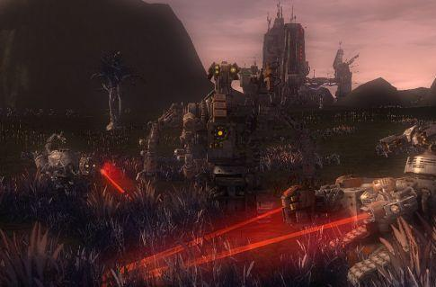 Perpetuum launches major patch, approaches open beta