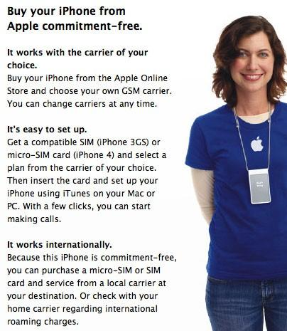 iPhone 4 for Canada gets unlocked price: freedom is far from free