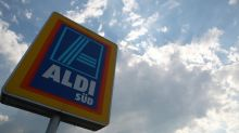 German retailer Aldi to build 75 million pound UK distribution centre