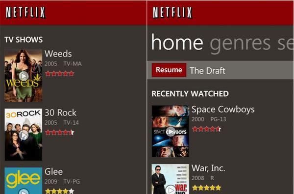 Netflix for Windows Phone hits v2.0, heads to the UK, Ireland and Latin America