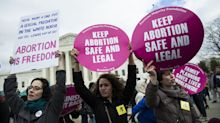 Women encouraged to go on dating and sex strikes as a protest against threat to Roe v. Wade