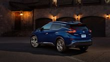 Detailed Photos of the Updated-For-2019 Nissan Murano