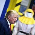 Trump Refuses To Wear Mask For Public Part Of Ford Tour To Spite Reporters