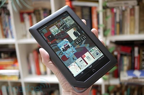 Nook Color review