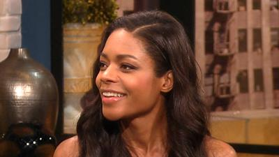 Naomie Harris Talks Sensual 'Skyfall' Shaving Scene With Daniel Craig