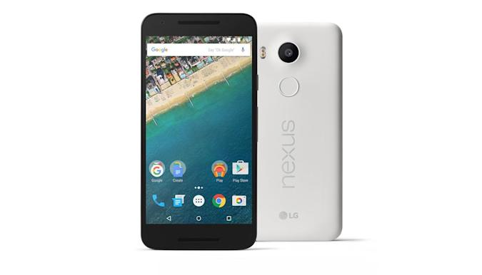 The Nexus 5X vs. the competition: Smaller is still powerful