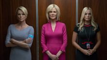 Charlize Theron and Nicole Kidman are nearly unrecognizable as Fox News hosts in the first 'Bombshell' trailer
