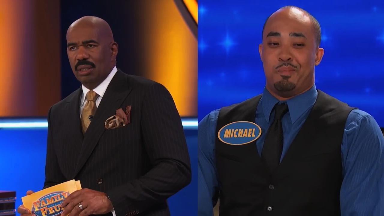 Is family feud filmed in georgia - Steve Harvey Declares Family Feud Answer The Dumbest This Year Video