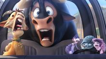 Review: 'Ferdinand' delivers emotional pay-off with an endearingly peace-loving bull