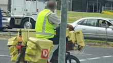 Australia Post worker sparks outrage – but can you see why?
