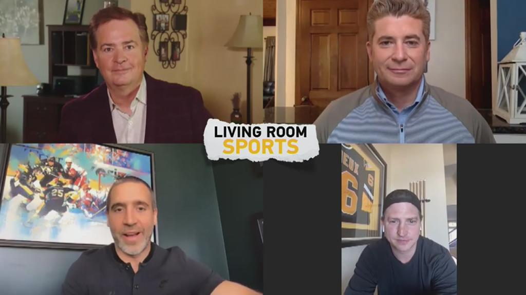 Living Room Sports: Max Talbot And Colby Armstrong Talk Stanley Cup Memories And Rooming With Sidney Crosby, Evgeni Malkin