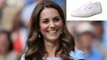 The Duchess of Cambridge's favourite trainers are currently on sale for £35