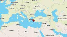 7.0 earthquake rocks Greece and Turkey