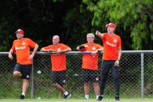 Apesar de forte chuva, jogo entre Inter e Juventude será mantido
