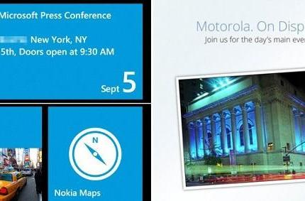 Nokia and Motorola press events go down tomorrow, get your liveblogs here