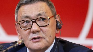 Controversial Rakhimov elected to run AIBA