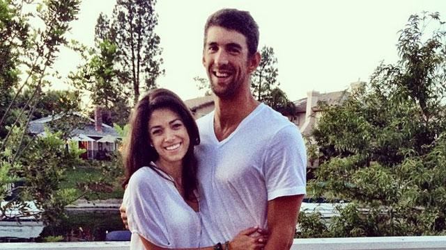 Michael Phelps Is Going to Be a Father -- See His Adorable Announcement Pic!