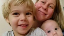 Family threatened with eviction because their baby CRIES too loudly