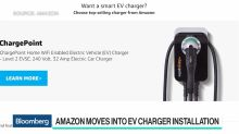 Amazon Teams Up With Audi to Move Into EV Charging
