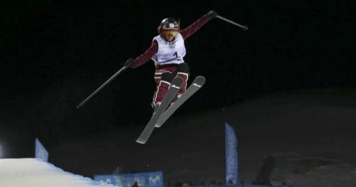 Ski freestyle - ChM (F) - Marie Martinod vice-championne du monde de halfpipe