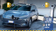 Hyundai Kona Elektro im Verbrauchstest