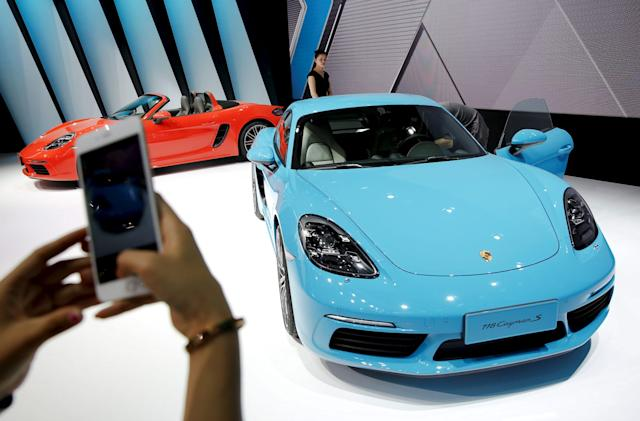 Porsche's $2,000 Passport subscription swaps cars on demand