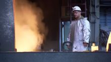 Merger to create new European steel giant