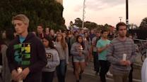 Somber vigil held for victims of Santa Barbara rampage
