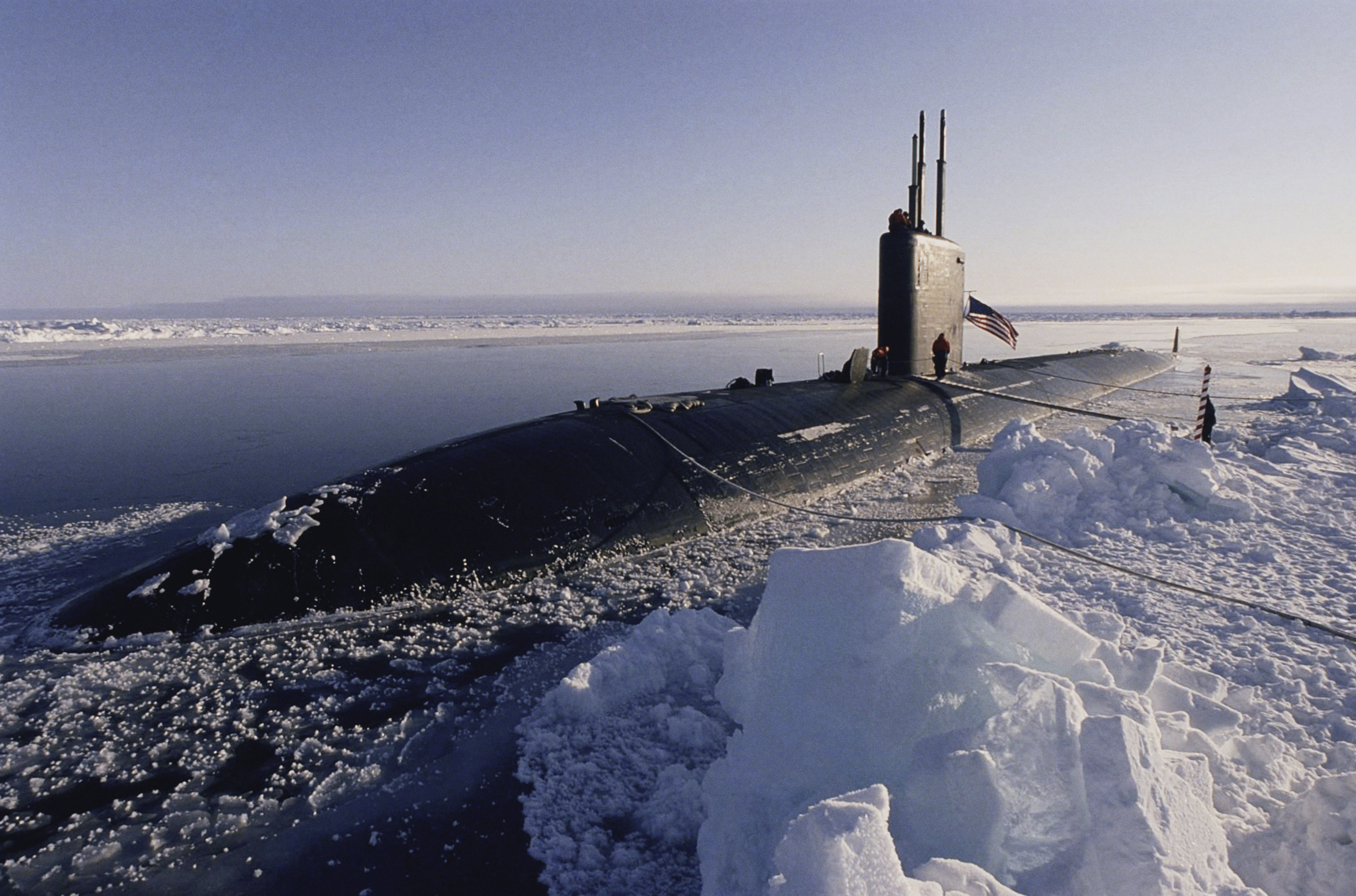 Hitting the Books: What astronauts can learn from nuclear submariners