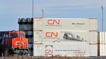 Canadian National Railway rakes in record revenues amid concerns over capacity