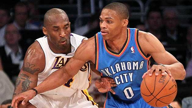 Lakers-Thunder series will have 'Finals hype'
