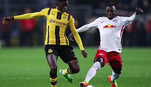 Bundesliga: Medien: Keita mit Mega-Ausstiegsklausel