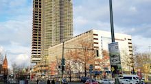 Bauprojek: Corona behindert die Bauarbeiten am Steglitzer Kreisel