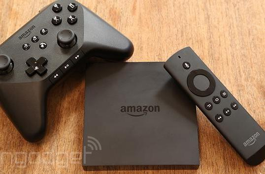 Amazon's £79 Fire TV set-top box now available in the UK