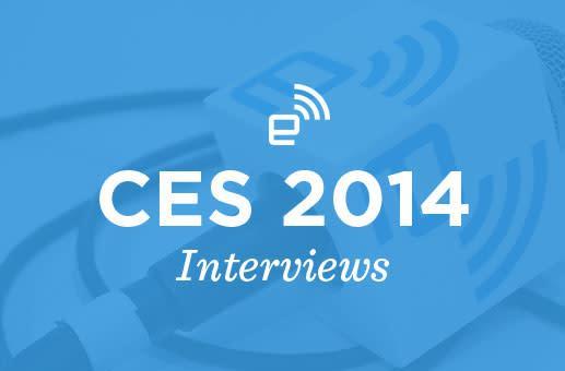 CES 2014: the Engadget interviews