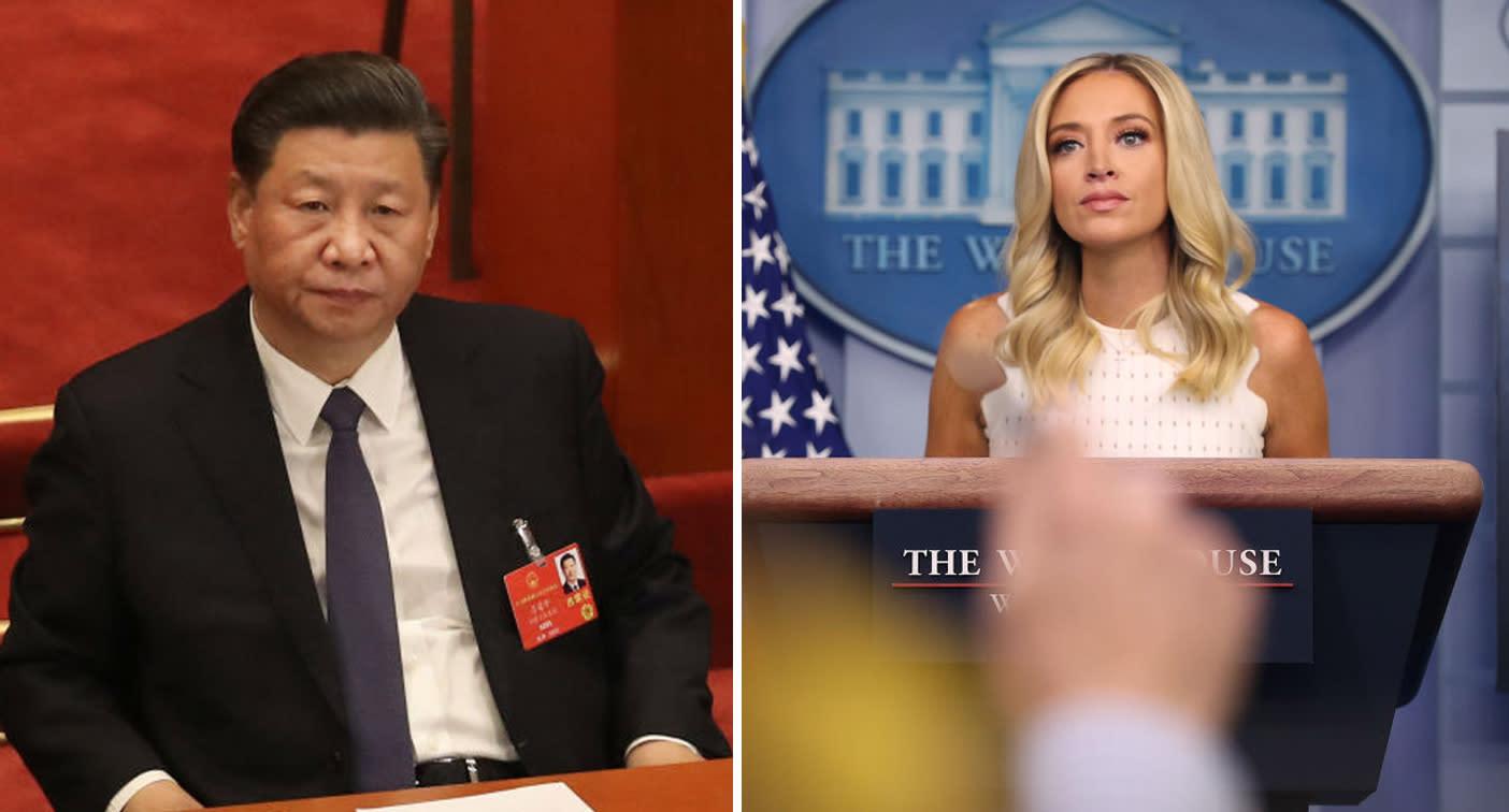 'Crossing the Rubicon': America's latest move against China 'no joke'