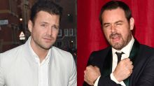 Mark Wright Slapped Danny Dyer At Charity Match For Sick Kids?