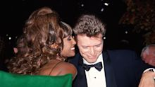 'I only miss you when I'm breathing': Iman pays tribute to David Bowie on their wedding anniversary