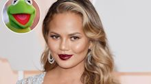 Chrissy Teigen Reveals Kermit the Frog Is the Tattoo She 'Thankfully Never Got' — and the Muppet 'Low Key Disses' Her